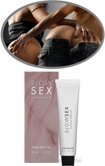 Lubrificante Slow Sex Anal Play Gel RF28321